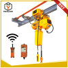1t Remote Controlled Electric Chain Hoist with Powered Trolley