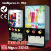 Commercial Automatic Iced & Hot Concentrated Juice Dispenser Leader