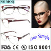 No MOQ Wholesale Bright Color Metal Glasses Frames Girls Eyewear
