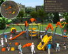 Kaiqi Small High Quality Climbing System Set for Children′s Adventure Playground (KQ50111A)