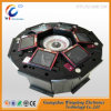 Luxury 6 Player Cabinet Roulette Machine with Spanish Version