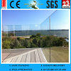6-8mm Clear Tempered and Toughened Glass Price with Glass Balcony Railing Panels