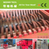 VD Type Waste Plastic Double Shaft Shredder Machine
