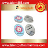 Talent Button Oval Clip with Magnet