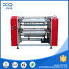 High Speed 4 Shaft Touch Screen PE Wrapping Film Rewinder Machinery