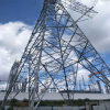 Steel Tower Structure for Electrical Power Transmission