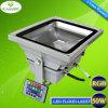 Factory Wholesale 50W LED RGB LED Flood Bulb Outdoor IP65