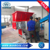 Single Shaft Plastic Recycling HDPE PVC Pipe Shredder Machine