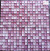 Purple Mosaic Tile, Crystal Mosaic, Glass Mosaic (HGM238)