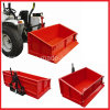 3-Point Hitch, Tractor Rear Transport Carrier, Transport Box