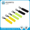 Plastic Garment Accessories Backpacks Decoration Nylon Cord Zipper Puller