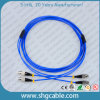 FC-FC Sm Duplex Armored Fiber Optic Patch Cord