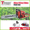45cc Gasoline Chain Saw with Oregon Chain & Bar