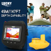 1.77 Inch TFT Color Screen Wireless Sonar Watch Fishfinder (FF518)