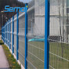 Cheap Welded Metal Wire Mesh Bending Fence for High-Rise Residential