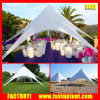 Aluminium Pole Promotional Star Shaped Sunshed Spider Tent with Logo