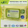 100% Biodegradable Baby Wipes with Bamboo Fiber