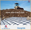3030kn Plastic Polypropylene Biaxial Geogrid for Steep Slope