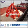 Wire Rope Orange Peel Grab Bucket China Manufacturer