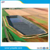 Impermeable Smooth HDPE/LDPE Geomembrane for Fish/Shrimp Farming Pond Liner