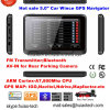 "OEM Wince 5.0"" Car Truck Marine GPS Navigation with FM Transmitter, AV-in Rear Camera, Handheld GPS Navigation System,Bluetooth for Mobile Phone,Tmc Tracker,TV"
