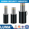 Stainless Steel Traffic Road Safety Automatic Hydraulic Rising Bollard for Singapore
