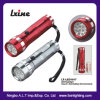LED Torch Light Aluminum 14LEDs Flashlight TUV Ce RoHS