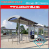 Outdoor Furniture Metro Bus Station Shelter