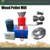 Professional Manufacturer of Small Scale Biomass Flat Die Wood Pellet Mill