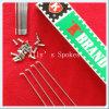 Hot Sale K Brand 14G*196mm Steel Motorcycle Bike Spare Parts Wheel Rim Bicycle Wheel Spokes
