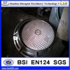 60X60 Manhole Cover with Stainless Steel 201double Open Steel Trench Grating