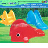 Funny Outdoor Playground Plastic Slide Equipment for Kids (M11-09805)