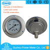 63mm Special Lower Back Mount Pressure Gauge with Panel Mounting