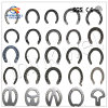 Horses Equipments Racing Horseshoe Aluminium for Horse