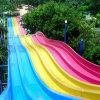 Colorful Fiberglass Racer Water Slide (ZC/WS/SH)