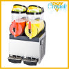 New Design 2 Bowls Forzen Ice Slush Machine, Slush Making Machine for Restaurant