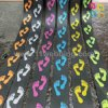 Nylon/Polyester/PP/Polypropylene Webbing Strap Tape Ribbon for Bag Luggage Clothing Garment Accessories
