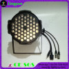 54X3w DMX Warm White LED PAR Light for Sale