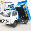 Dongfeng 5ton Small Light Tipper Dump Truck for Sale