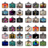 "Notebook Bag Smart Cover Tablet Bag Laptop Sleeve Case for 7"" 10′′ 12 ′′ 13 ′′ 14 ′′ 15′′ 17′′ MacBook HP DELL Laptop Bag #5"