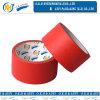 Red Color Self Adhesive Crepe Paper Masking Tape