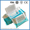 Gentle Cleaning Wet Wipe for Hand and Face