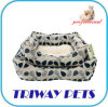 New Designed Soft Printed Square Pet Bed