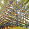 Radio Shuttle Car Warehouse Rack System Drive in Racking