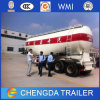 3axle 35ton Bulker Cement Cargo Tanker Truck Semi-Trailer for Sale