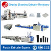 Expert Manufacturer of Plastic Pipe / Sheet / Profile Production Line for PP PE PVC Material