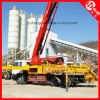 40m3/H Small Flexible Truck Mounted Concrete Pump for Sale