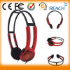 Plastic Fashion Simple Design Headphone