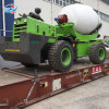 Mobile Self Loading Concrete Mixer for Hot Sale