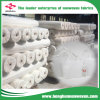 White Recyclable Nonwoven Roll For Shopping Bag